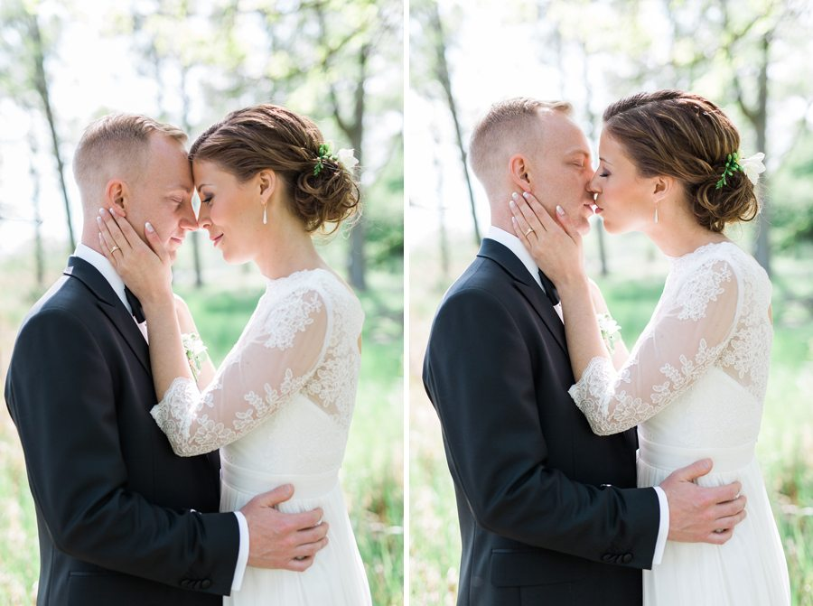 Södertunaslott, By Malina, bröllopsklänning By Malina, söder