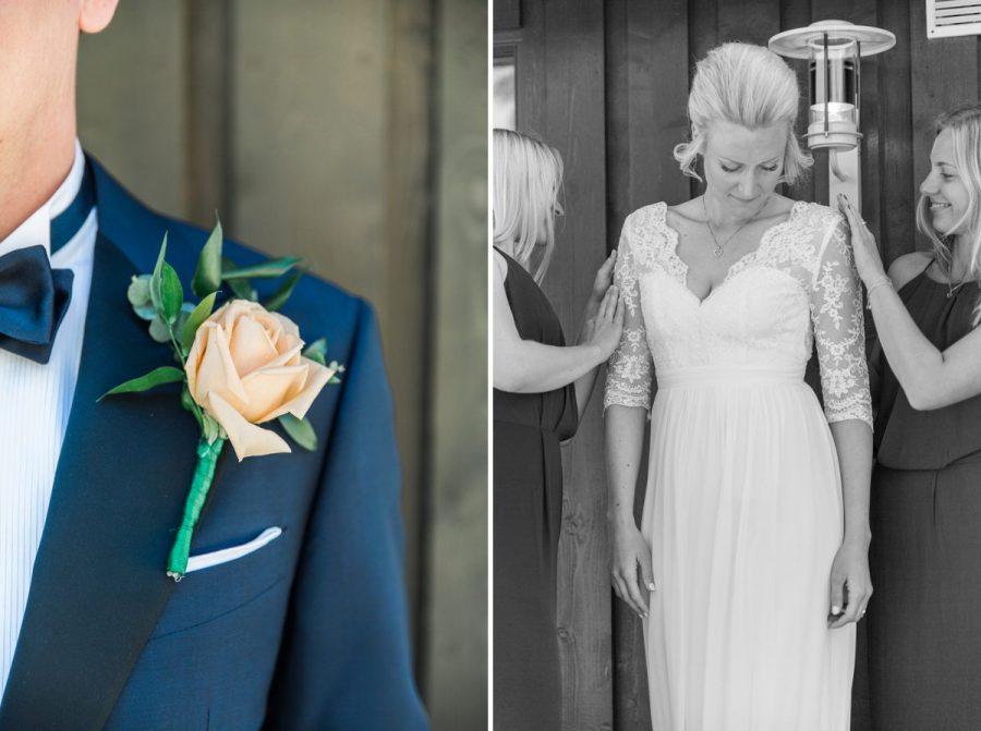 Bröllopsfotograf Fårö