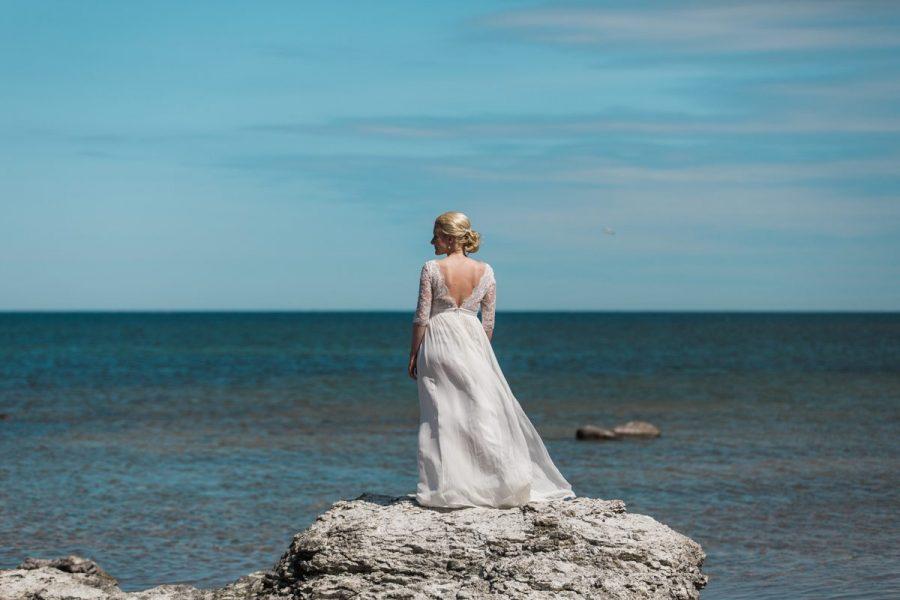 Fårö, bröllop, Bröllopsfotograf Gotland