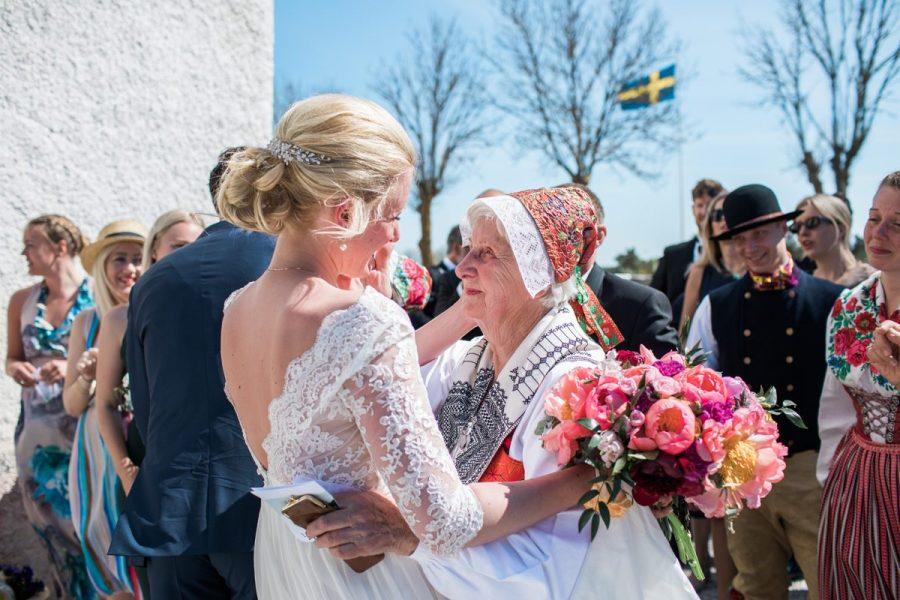 Bröllop Fårö
