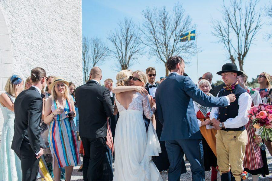 Fårö bröllop