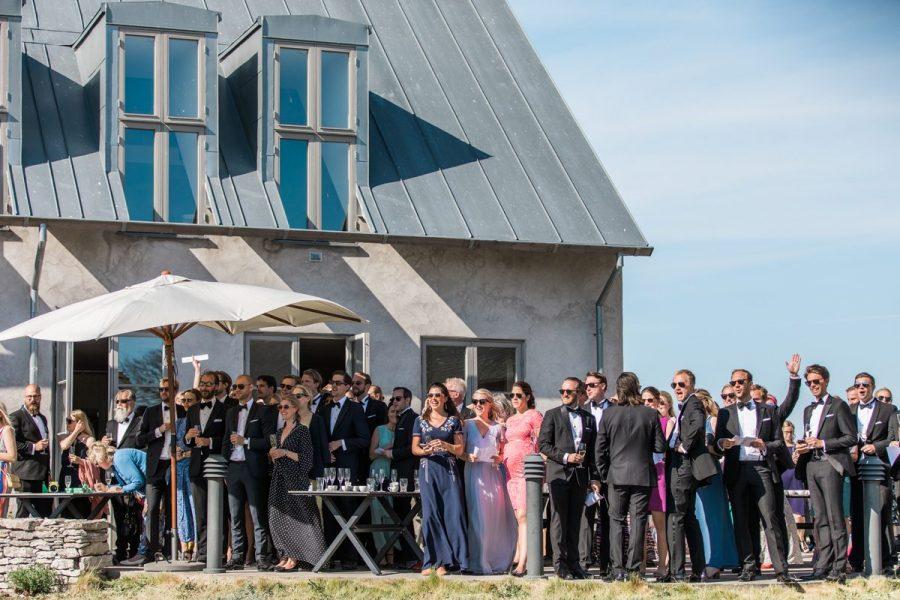 Bröllop Stora Gåsemora gård.