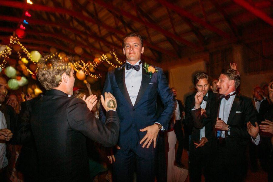 Bröllopsfest på Fårö