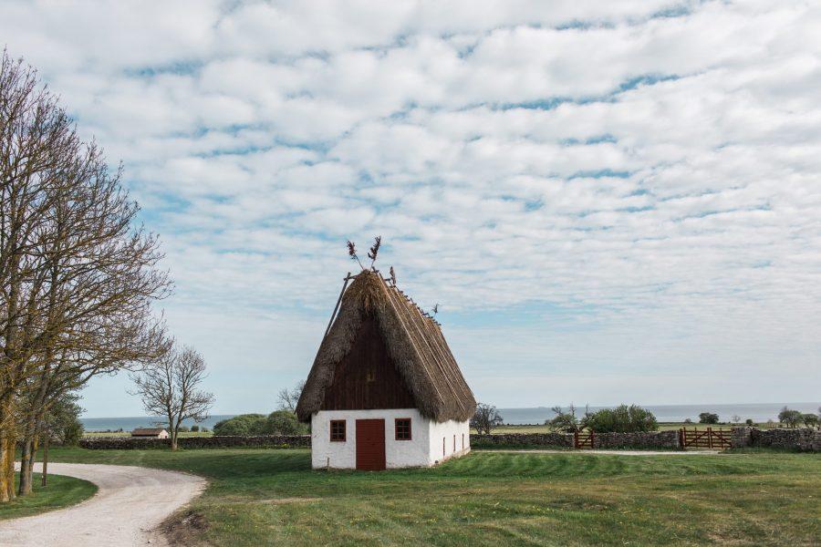 Fårö, Gotland,Stora Gåsemora Gård