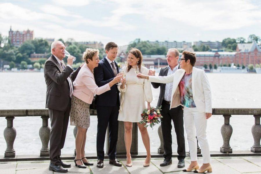 Familjebilder Stadshuset