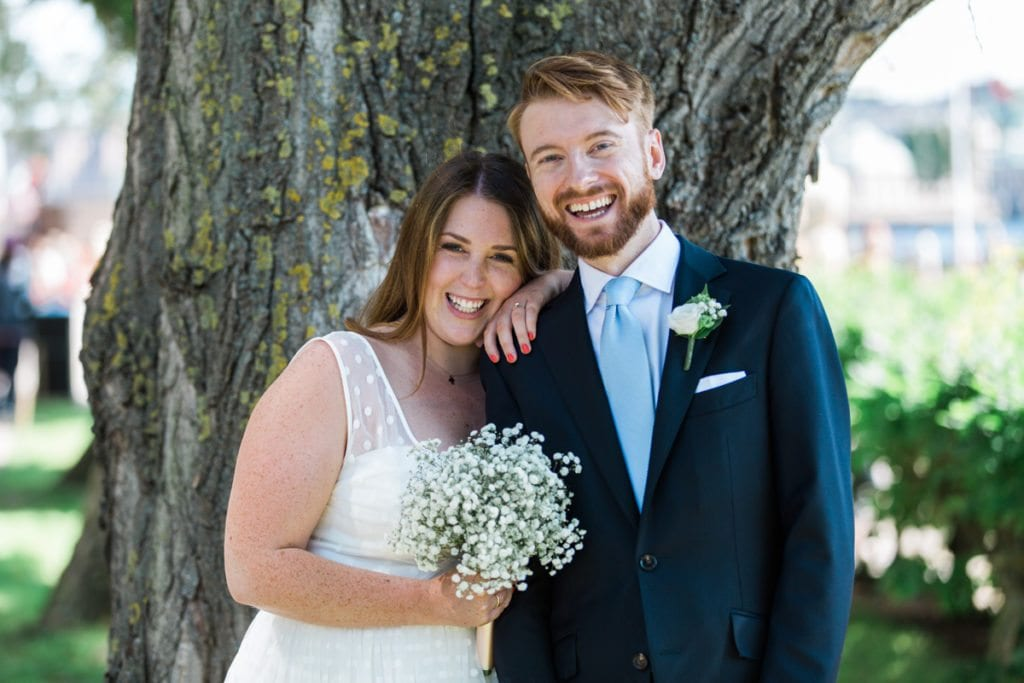Bröllop i Stadshuset