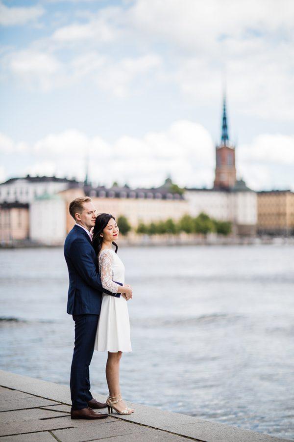Bröllop Stadshuset, Vigsel Stadshuset