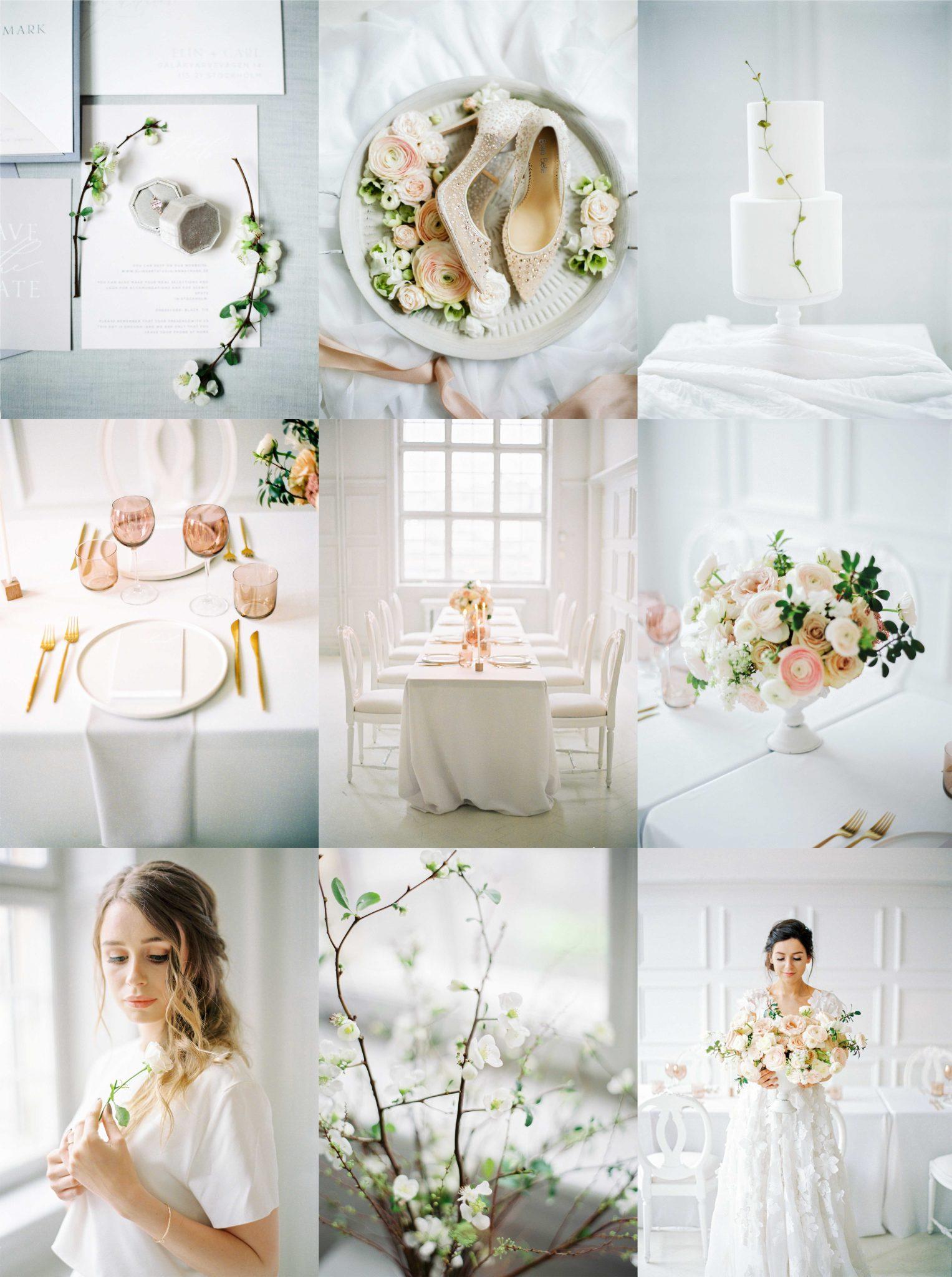 Bröllopsfotograf, Bröllop, Anette Bruzan, Contax 645