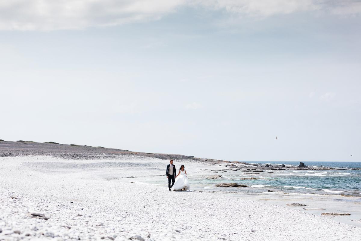 Fårö, Bröllopsfotograf Gotland