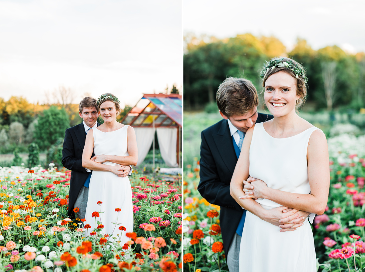 Bröllop på Ulriksdals Slottsträdgård
