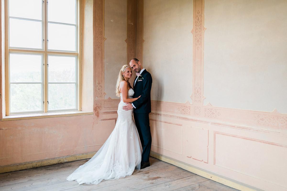 Bröllop på Bogesunds Slott
