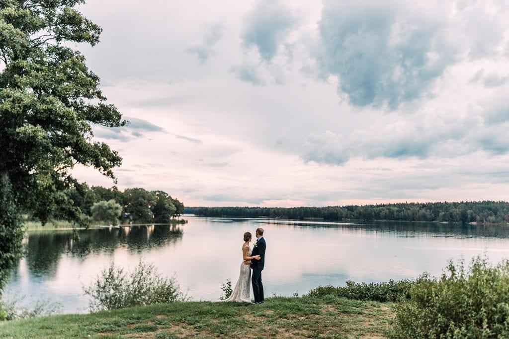 Bröllopsfoton, Utsikt
