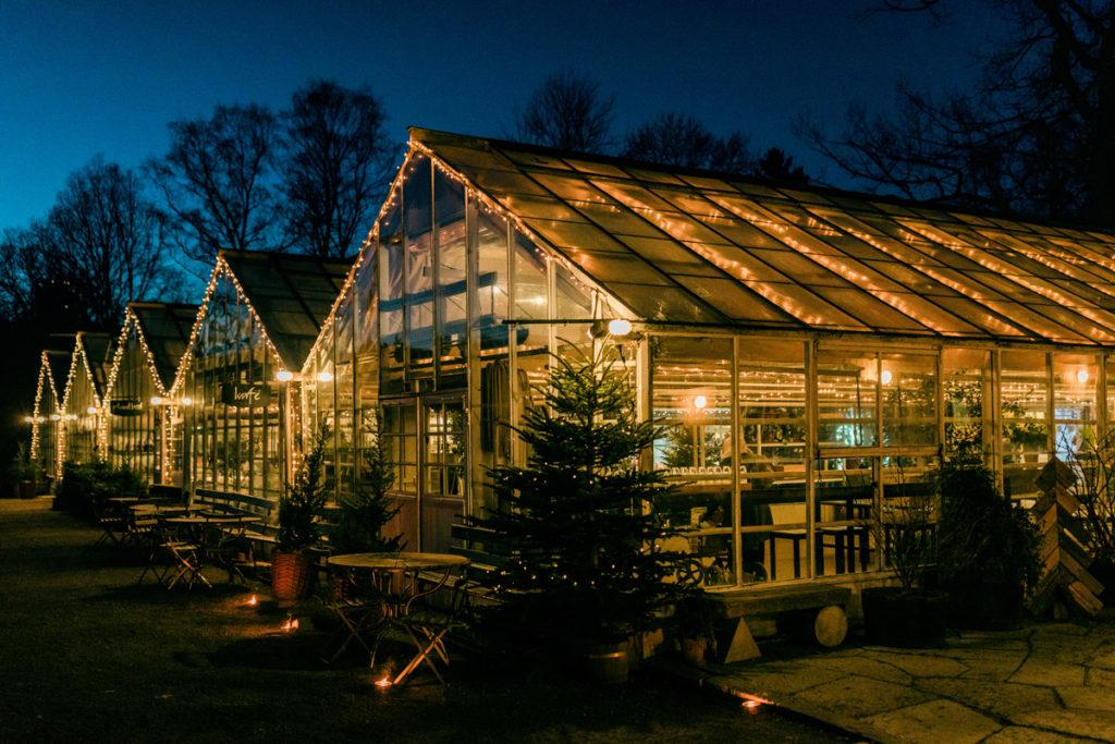 Rosendals Trädgård, Vinterbröllop Rosendal