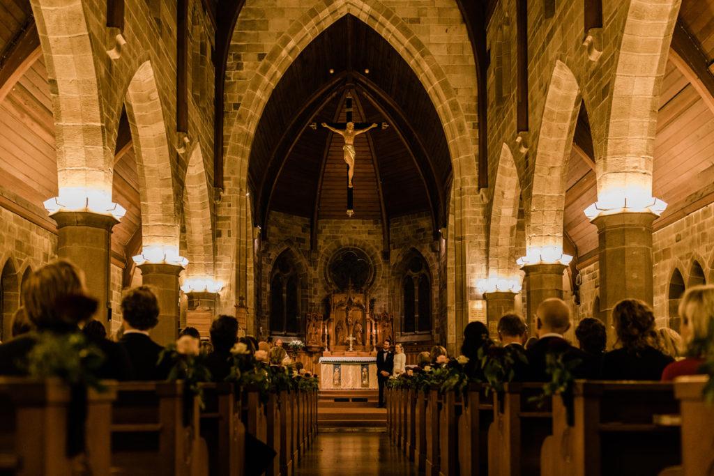 Bröllop Engelska kyrkan