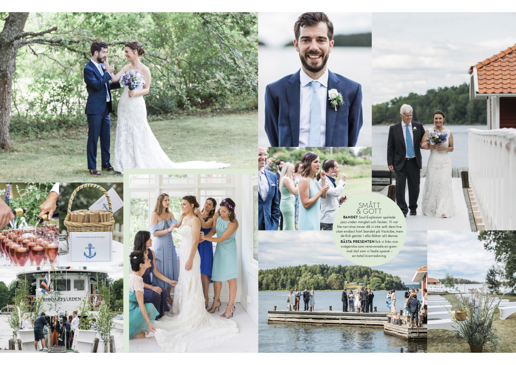 Skärgårsbröllop