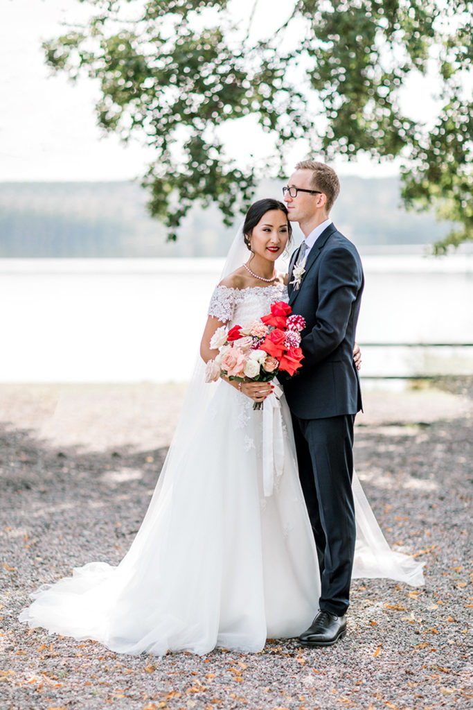 Bröllopsfotograf, Bröllop Mariefred