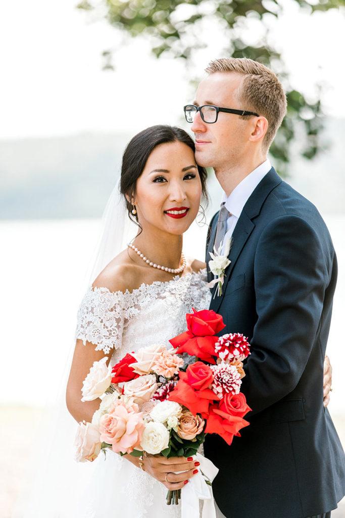 Bröllop i Mariefred
