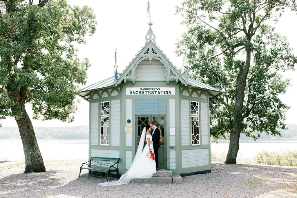 Mariefred bröllop