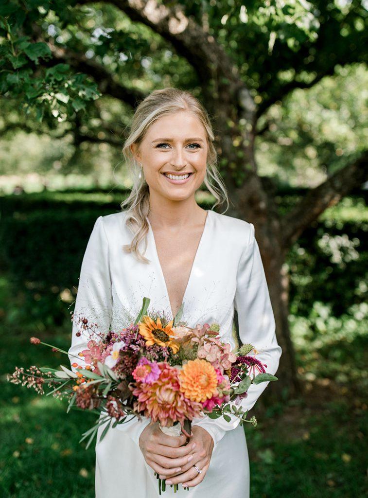 Bröllopsfotograf Stockholm,Bröllop på Rosendals Trädgård