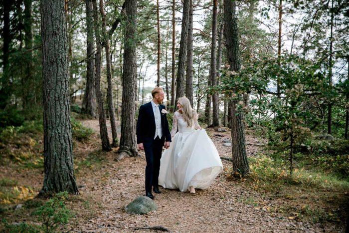 Bröllop på Artipelag