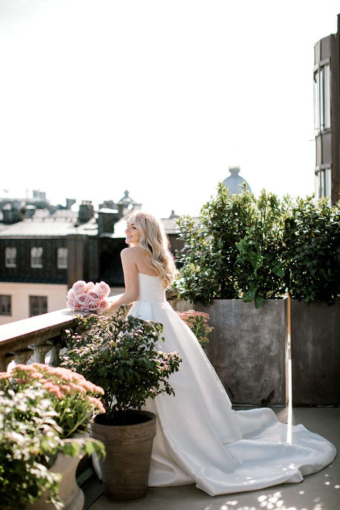 Bröllop på Bank Hotel