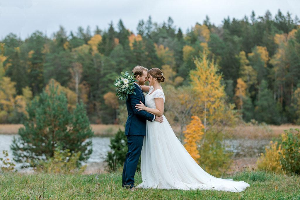 Bröllop på Såstaholm, Höstbröllop