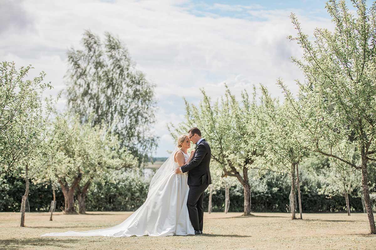Bröllop på Hedelunda slott