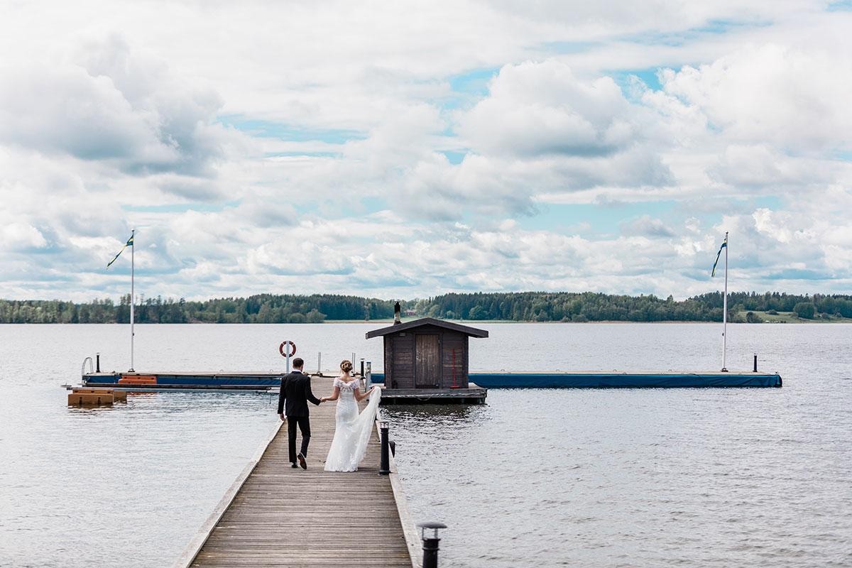 Bröllop Krägga herrgård
