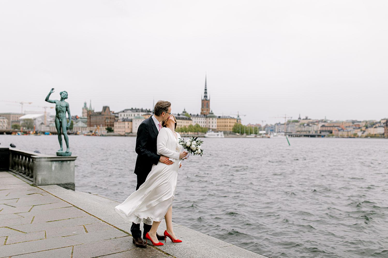 Bröllop i Stadshsuet